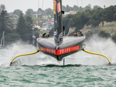 America's Cup: Luna Rossa sarà protagonista. Battaglia legale in arrivo tra New Zealand e Ineos