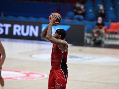 LIVE Olimpia Milano-CSKA Mosca 87-91, Eurolega basket in DIRETTA: la capolista sbanca il Forum all'overtime
