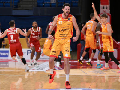 Basket, i migliori italiani della 13ma giornata di Serie A. Zanotti e Spissu MVP, esordio in chiaroscuro per Belinelli