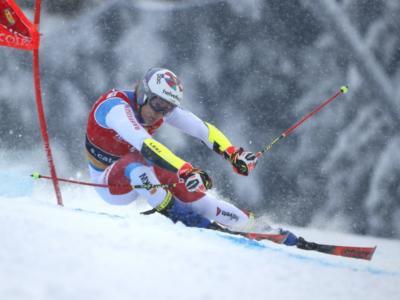 Sci alpino, Marco Odermatt comanda il gigante di Santa Caterina davanti a Nestvold-Haugen e Pinturault, De Aliprandini 14°