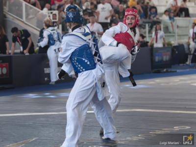 Taekwondo, Preolimpico Sofia 2021: Paulina Armeria e Maristella Smiraglia si fermano ai quarti di finale