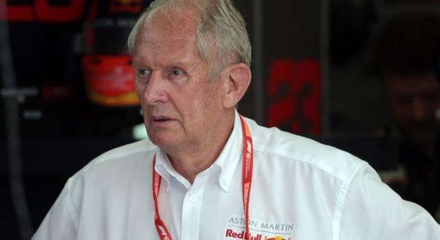 """F1, Helmut Marko: """"A Imola lotteremo alla pari con la Mercedes, per vincere serve la perfezione"""""""