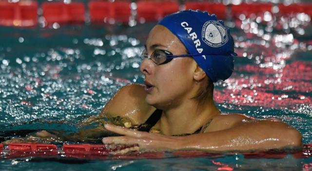 """VIDEO Martina Carraro nuoto: """"Esco soddisfatta dagli Assoluti, il mio obiettivo sarà nuotare forte a marzo"""""""
