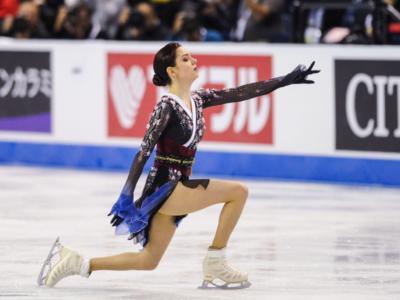 """Pattinaggio artistico, Evgenia Medvedeva salterà i Campionati Nazionali Russi: """"Questa è la mia stagione più difficile"""""""