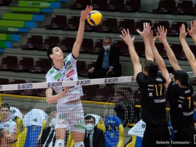 """Volley, Alessandro Michieletto: """"Trento ha investito nei giovani"""""""