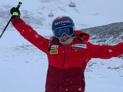 Sci alpino: Shiffrin, velocità solo dal 2021. Gröbli è tornata sugli sci, come Hütter. Venier sarà a St. Moritz