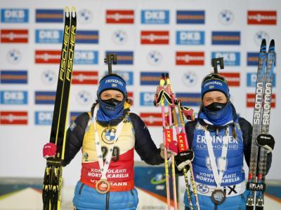 Biathlon, le pagelle di oggi: la famiglia Bø e Öberg si prende la scena, Lukas Hofer l'unico a sorridere in casa Italia