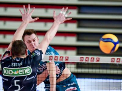 Volley, Superlega 14. giornata: Perugia sbanca Padova (0-3) e va in fuga: +5 su Civitanova