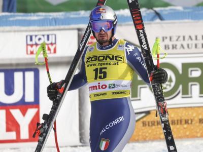 VIDEO Dominik Paris, sci alpino: l'azzurro sfiora la vittoria nella discesa di Bormio
