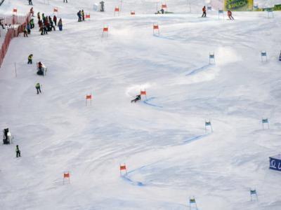 Sci alpino, Coppa Europa 2020-2021: il tedesco Rauchfuss vince il secondo gigante di Gurgl, quinto Alex Hofer