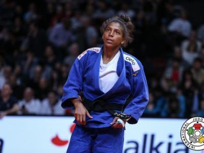 Judo, il TAS conferma la squalifica di due anni per doping di Rafaela Silva