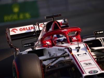 """F1, Kimi Raikkonen: """"Una gara positiva, peccato solo per il risultato. Dobbiamo continuare a lavorare in questa direzione"""""""