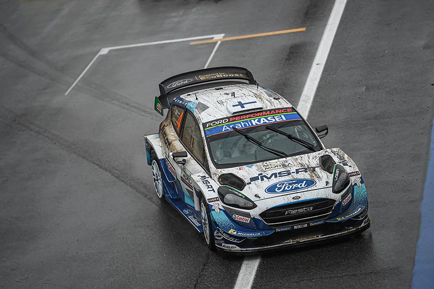 WRC 2021: niente Svezia, doppio round in Finlandia