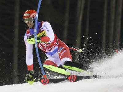 Sci alpino, programma Slalom Zagabria: orari, tv, palinsesto RAI ed Eurosport