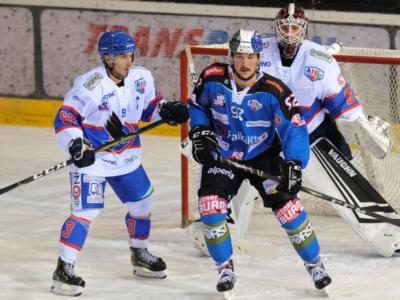 Hockey ghiaccio, Alps League 2021: Fassa Falcons sconfitti in casa del Bregenzerwald per 4-2