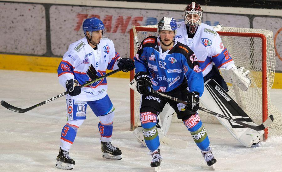 Hockey ghiaccio, Alps League 2020 2021: Val Pusteria ferma Lubiana, Asiago piega Gherdeina