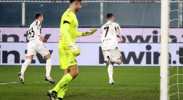 Calcio, Serie A 2020-2021: Cristiano Ronaldo e Dybala decisivi contro il Genoa, Theo Hernandez salva il Milan