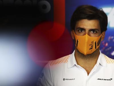 F1, Carlos Sainz sarà al volante della Ferrari SF71H a fine gennaio 2021 a Fiorano