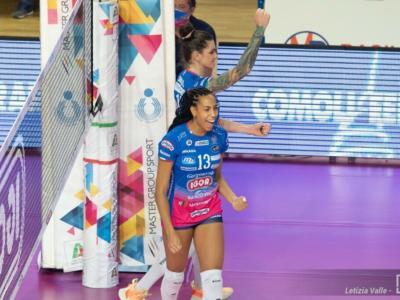 Volley femminile, le migliori italiane della 15a giornata di A1. Chirichella e Sylla: lampi d'azzurro natalizi