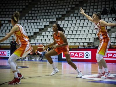 LIVE Schio-Riga 76-72, Eurolega basket femminile in DIRETTA: le venete rischiano, Gruda e Achonwa le salvano