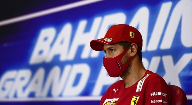 """F1, Sebastian Vettel sull'incidente di Grosjean: """"E' un mistero come sia potuto sopravvivere"""""""