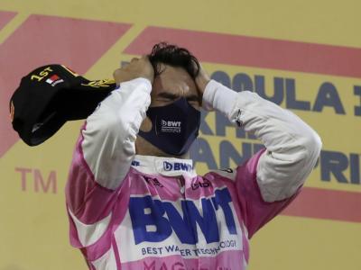 """F1, Sergio Perez: """"Correre con la Red Bull è l'opportunità per cui ho lavorato 25 anni"""""""