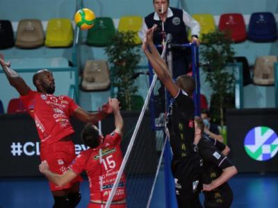 Volley, Civitanova abbatte anche il Tours: terza vittoria in Champions League e primo posto nel girone