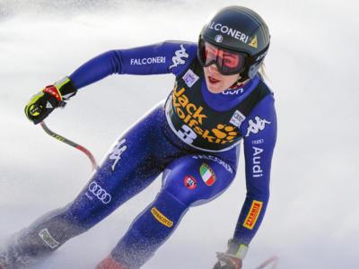 """LIVE Sci alpino, SuperG Val d'Isere in DIRETTA: Federica Brignone sul podio! """"Un po' mi brucia"""". Quarta Bassino"""
