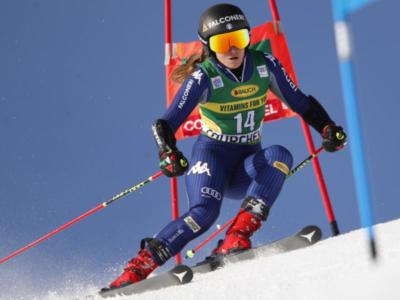 """LIVE Sci alpino, Seconda Prova Discesa Val d'Isere in DIRETTA: Johnson al comando. Goggia terza: """"Ho margine"""". Brignone e Bassino in top-15"""
