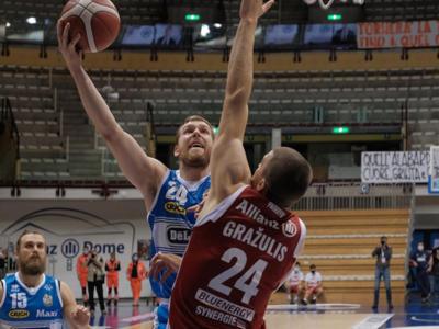 Basket, Serie A 2020-2021: Trieste, vittoria d'oro in chiave salvezza contro Treviso