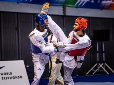 Taekwondo, Europei 2021: tabelloni prima giornata. Vito Dell'Aquila e Martina Corelli in gara