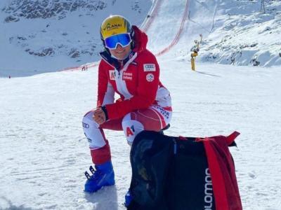 Sci alpino: Austria senza Tamara Tippler per St. Moritz. Anche Rädler è stata positiva. Ok il resto del team