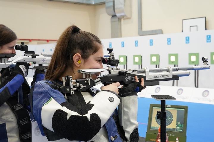 Tiro a segno, Campionati Italiani Ragazzi e Allievi: arrivano titoli per Anna Schiavon, Francesco Rutigliani e Emma Vannoni