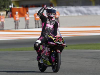 """Moto3, Tony Arbolino: """"Ho perso il Mondiale per 4 punti, Arenas non era il più forte. Dormo sereno"""""""