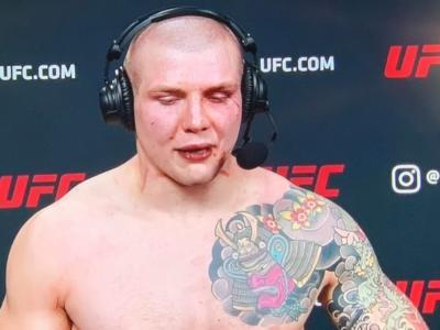 MMA, chi è Kevin Holland. Trail Blazer al cospetto di Marvin Vettori