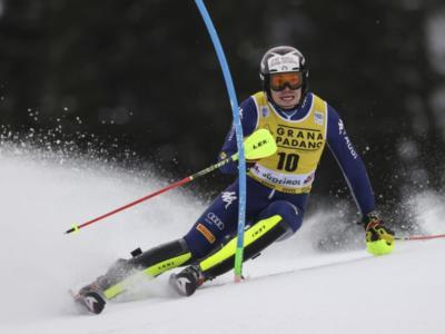 Sci alpino, i convocati dell'Italia per lo slalom di Zagabria: c'è Vinatzer, rientrano Razzoli e Sala