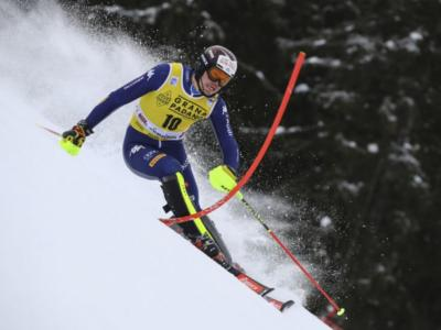 Sci alpino, Alex Vinatzer e gli azzurri devono svoltare a Flachau