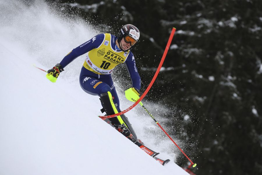 """LIVE Sci alpino, Slalom Schladming in DIRETTA: l'Italia si aggrappa a Moelgg. Vinatzer: """"Sono bloccato di testa"""""""