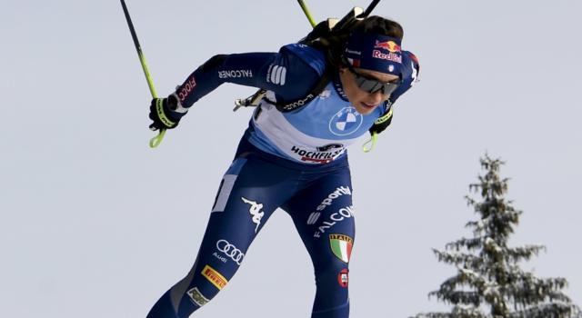 Biathlon oggi: orario Sprint femminile, programma, tv, streaming, pettorali di partenza Oberhof