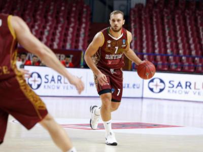 Basket: Reyer Venezia travolta dal Bahcesehir nella trasferta di EuroCup 2020-2021