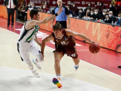 Basket, per la Reyer Venezia l'EuroCup 2020-2021 finisce qui. Badalona passa al Taliercio