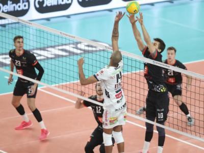 Volley, Trento affonda il Karlovarsko e concede il bis in Champions League. Domani lo scontro diretto
