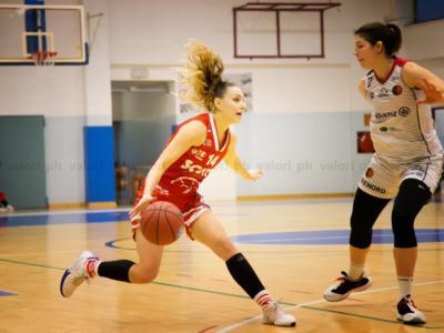 Basket femminile: Empoli letale da tre, espugnato il campo del Geas nell'anticipo della 13a giornata di Serie A1