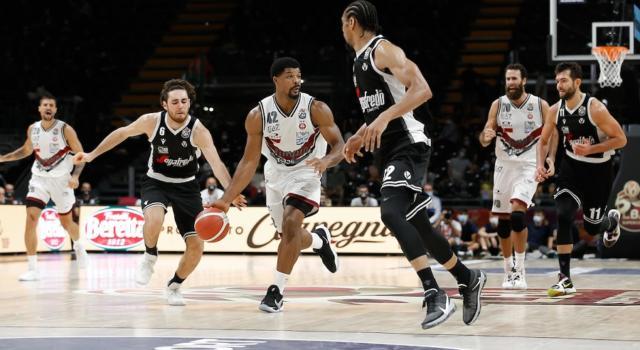 Virtus Bologna-Olimpia Milano oggi: orario, tv, programma, streaming Serie A basket 2021