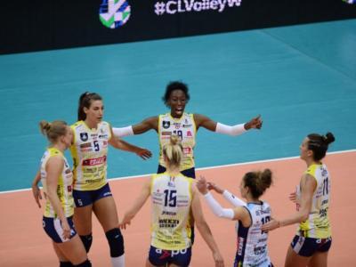 Volley femminile, Conegliano sbaraglia il Nantes. Torna Paola Egonu, seconda vittoria in Champions League