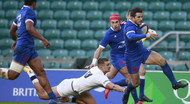 Rugby, Autumn Nations Cup: l'Inghilterra vince ai supplementari