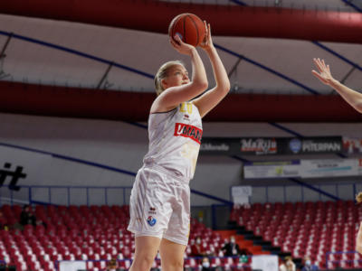 Basket femminile, Serie A1 2020-2021: Venezia batte Bologna e vince il big match di giornata