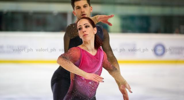 Pattinaggio artistico: Della Monica-Guarise conquistano il titolo Nazionale per la sesta volta consecutiva. Secondi Ghilardi-Ambrosini