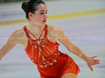 Pattinaggio artistico: Lara Naki Gutmann in testa dopo lo short ai Campionati Italiani 2020, Beccari insegue