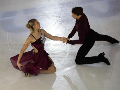 Pattinaggio di figura, Turkkila-Versluis avanti nella rhythm dance al Nebelhorn Trophy 2021. Decimi Portesi Peroni-Chrastecky